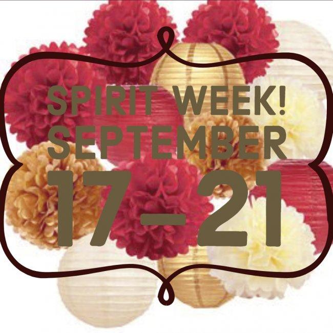 Spirit Week Is Coming Centennial Middle School